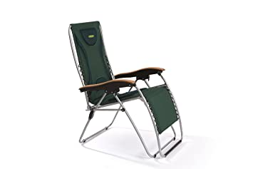 Outback Padded Relaxer Extra Reclining Garden C&ing Chair  sc 1 st  Amazon UK & Outback Padded Relaxer Extra Reclining Garden Camping Chair ... islam-shia.org