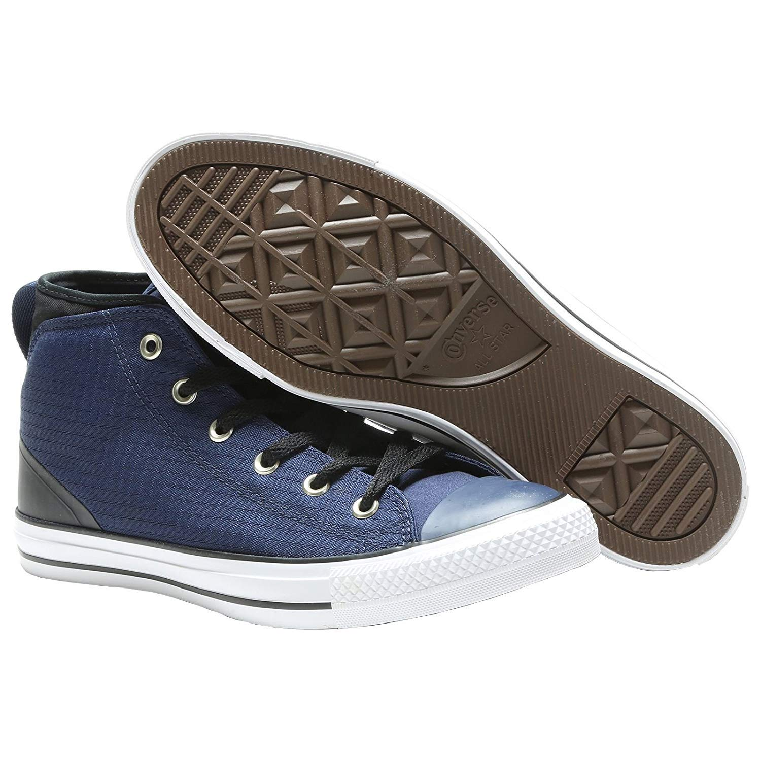 12dcc2a874ef Galleon - Converse Unisex Chuck Taylor All Star Syde Street Mid Sneakers