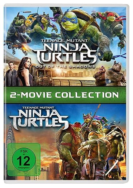 Teenage Mutant Ninja Turtles/Teenage Mutant Ninja Turtles Out Of The Shadows
