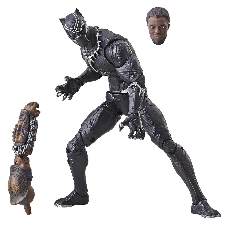 Marvel Blp 6 Inch Legends Black Panther Act 1: Amazon.es: Juguetes ...