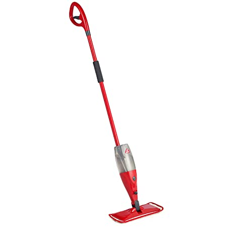 This spray mop is an awesome alternative to the traditional mop and is highly durable!