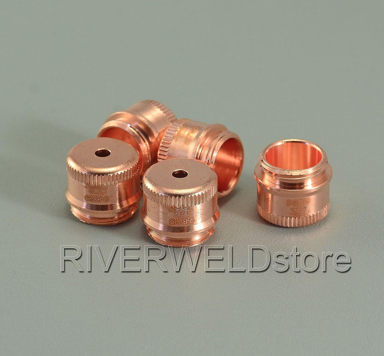 9-8239 Thermische Dynamik SL60 SL100 A120 Schild Schale Plasma Schneider Verbrauchsmaterial 5pk