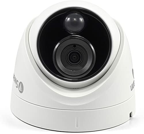 Swann 4K Dome DVR Security Camera with Heat Motion Sensing Night Vision