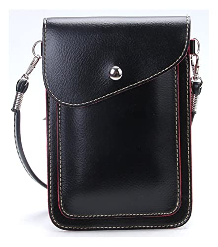Tibes Mini PU Leather Cross-Body Bag Cellphone Purse Small Wallet ... 1bc084d751