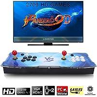 SeeKool Pandora's 9D Juegos clásicos Consola de Videojuegos