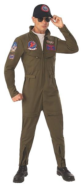 Amazon.com: Rubies Costume Co - Disfraz de Top Gun para ...