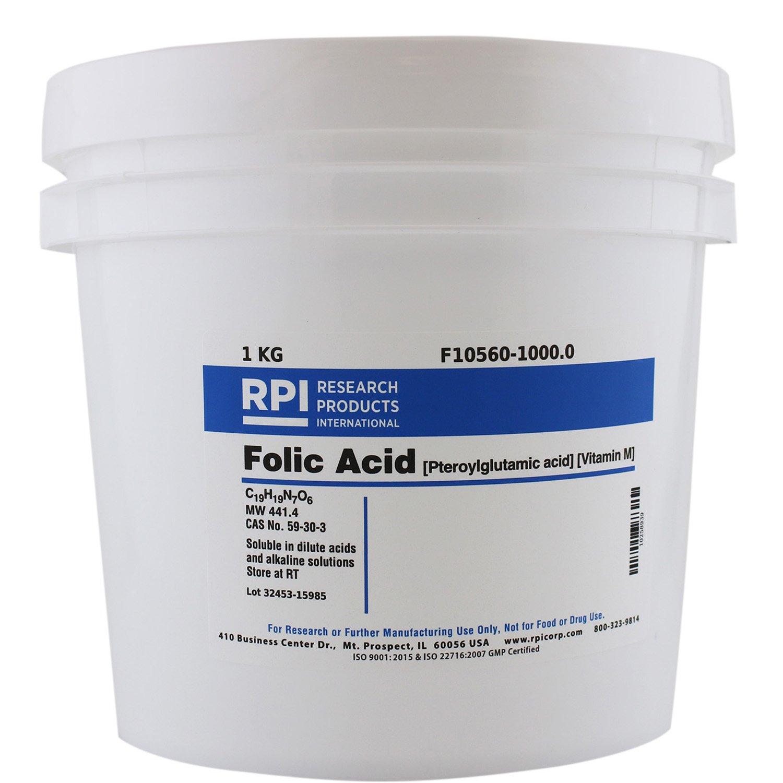 Folic Acid [Pteroylglutamic acid] [Vitamin M], 1 Kilogram
