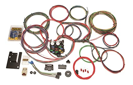 Painless Wiring 30812 DuraSpark II Ignition Harness Ignition ... on duraspark conversion harness, duraspark wiring diagram ford bronco, duraspark ii carburetor,