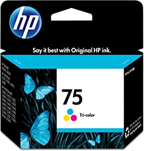 HP 75 | Ink Cartridge | Tri-color | CB337WN