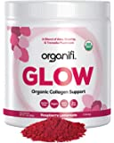 Organifi: Glow - Organic Collagen Supplement Powder - 30 Servings- Organic and Vegan - Supports Superior Hydration and…