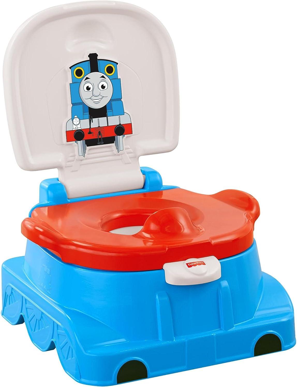 Fisher-Price Orinal sorpresas de la locomotora Thomas para bebé +9 meses (Mattel BDY85)