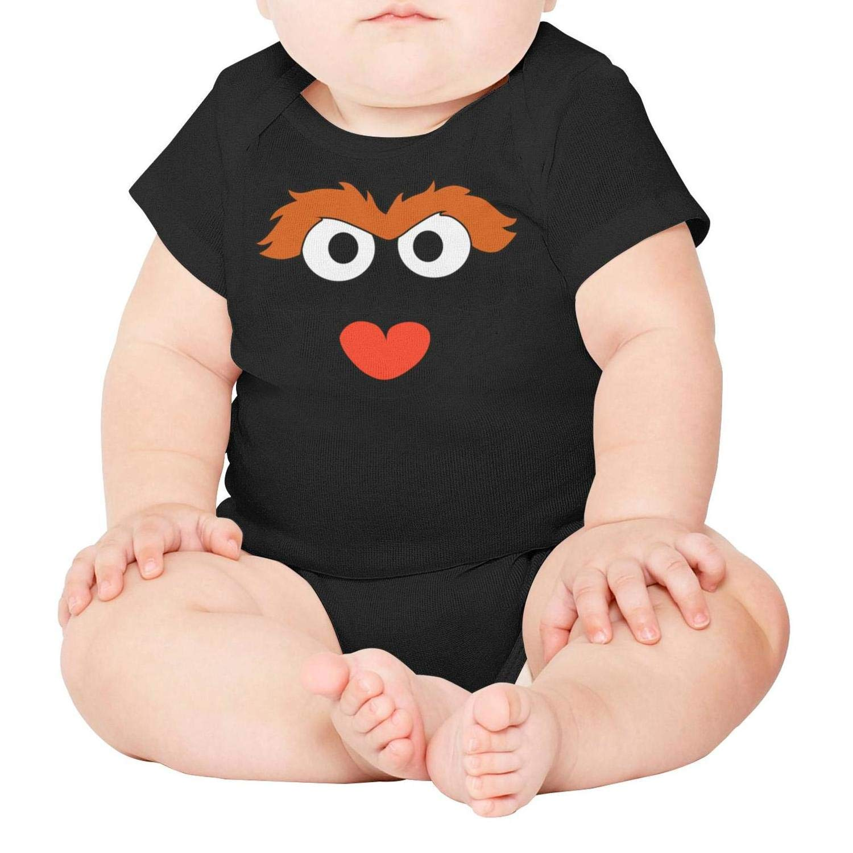 Amazon Com Baby Girls Nursling Short Sleeve Sesame Street