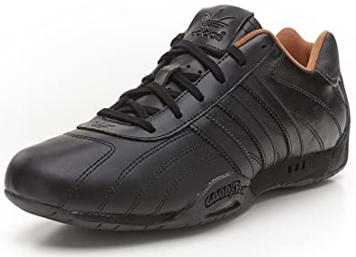 huge selection of 7abe6 72264 adidas Originals MenÕs goodyear adi Racer Low trainers Ð V24494 - black orangeUK