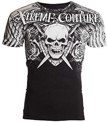 Xtreme Couture by Affliction T-Shirt Amazon Black