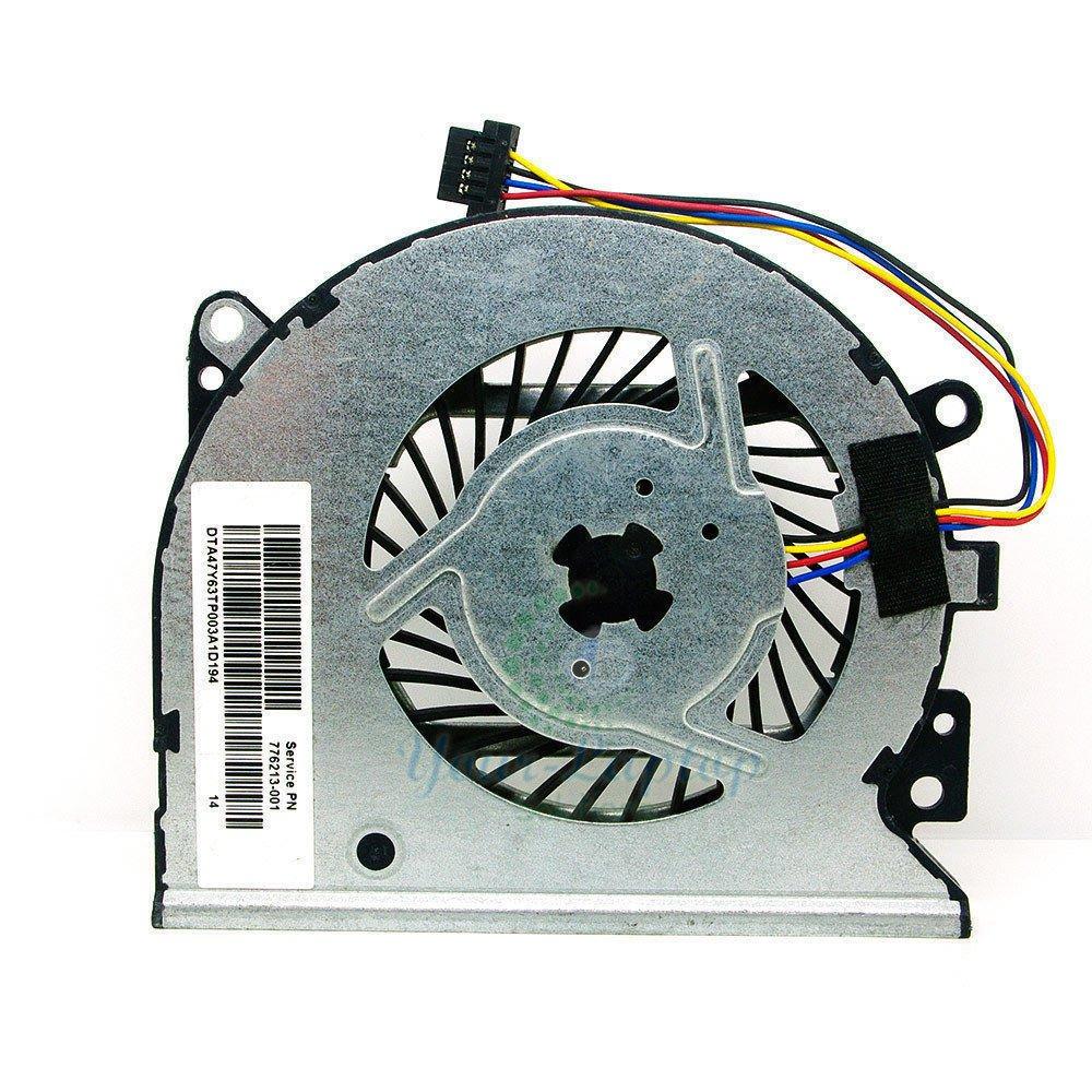 Cooler Para Hp Envy 15-u100nr 15-u310nr 15-u399nr 15-u410nr 15-u499nr 15-u010dx 15-u011dx 15-u110dx 15-u111dx 15-u337cl