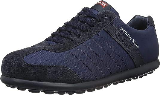 TALLA 43 EU. Camper Pelotas, Zapatos de Cordones Oxford para Hombre