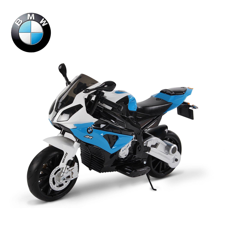 """La BMW S1000RR est la réplique de la moto de la même marque, comme les  vélos pour enfant il est possible d y mettre des """"roues d entraînement"""" pour  ... e671c737bfd4"""