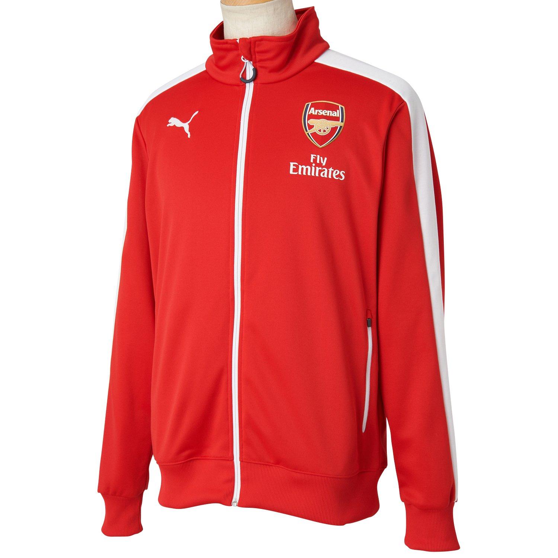 Puma Herren Jacke AFC T7 Anthem Jacket with Sponsor