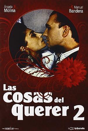 Las Cosas Del Querer 2 [DVD]: Amazon.es: Ángela Molina, Manuel ...