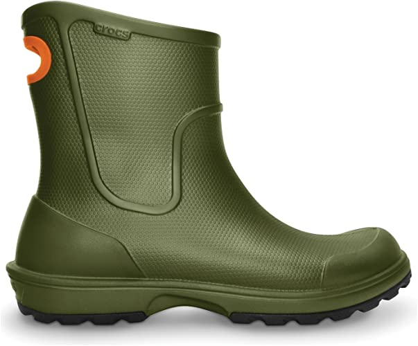 crocs Herren Wellie Rain Boot Men Gummistiefel
