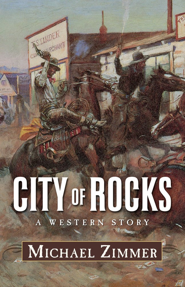 Read Online City of Rocks: A Western Story (Five Star Western Series) pdf