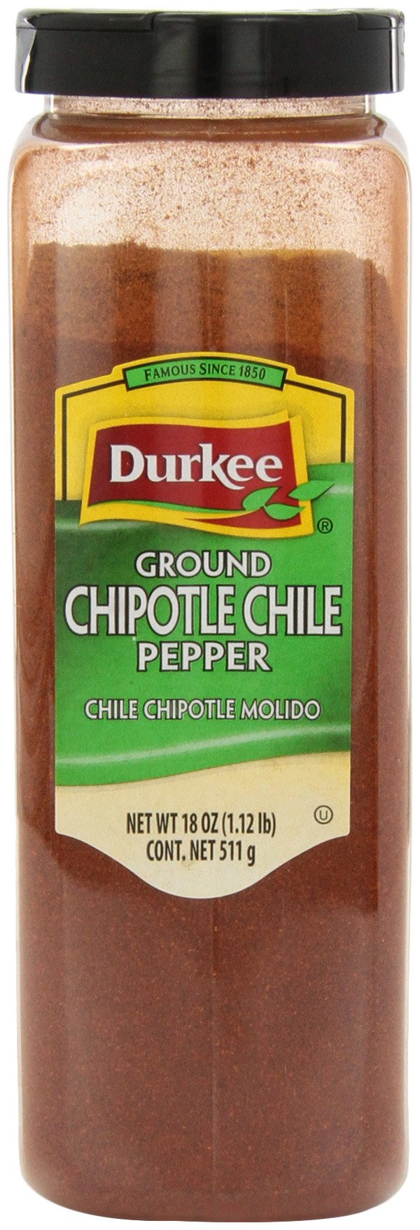 Durkee Chipotle Chile Ground Pepper, 18-Ounce