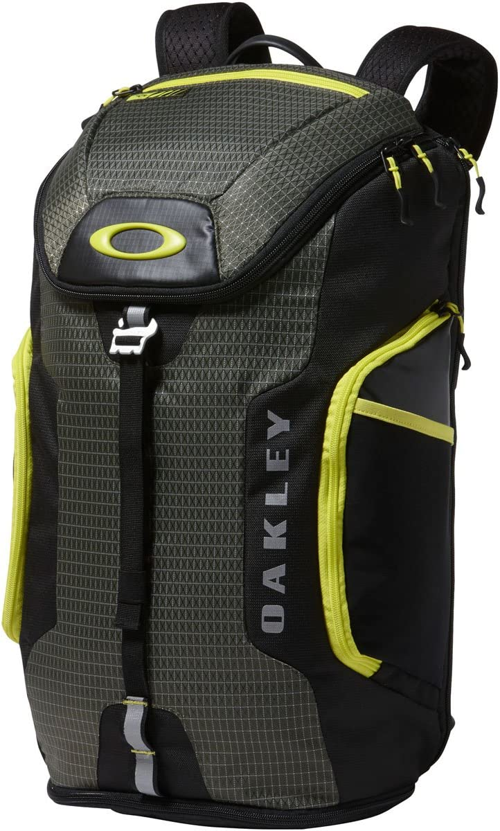 Oakley Mens Link Pack Backpack One Size Dark Brush