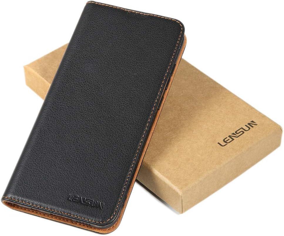 Lomogo Xiaomi Redmi Note 8 Pro H/ülle Leder LOSDA070467 Gold Schutzh/ülle Brieftasche mit Kartenfach Klappbar Magnetisch Sto/ßfest Handyh/ülle Case f/ür Xiaomi Redmi Note8 Pro