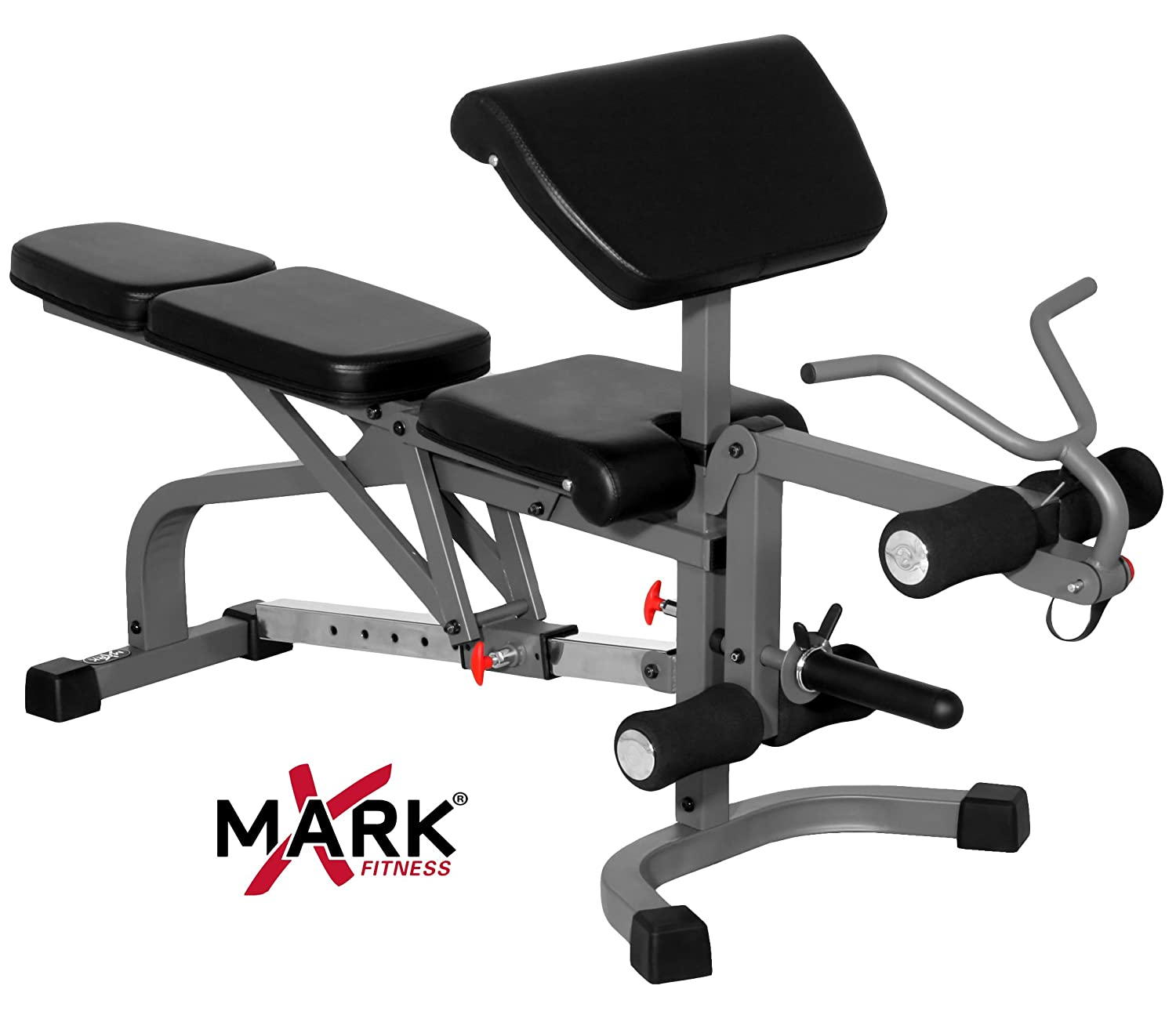 Utility Weight Bench With Leg Extension Berry Blog