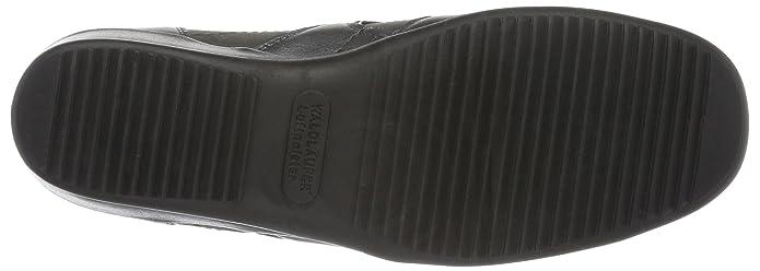 Waldl?ufer Haisha, Chaussures à Lacets Femme, (Memphis Velour Softlack Asphalt), 42.5 EU