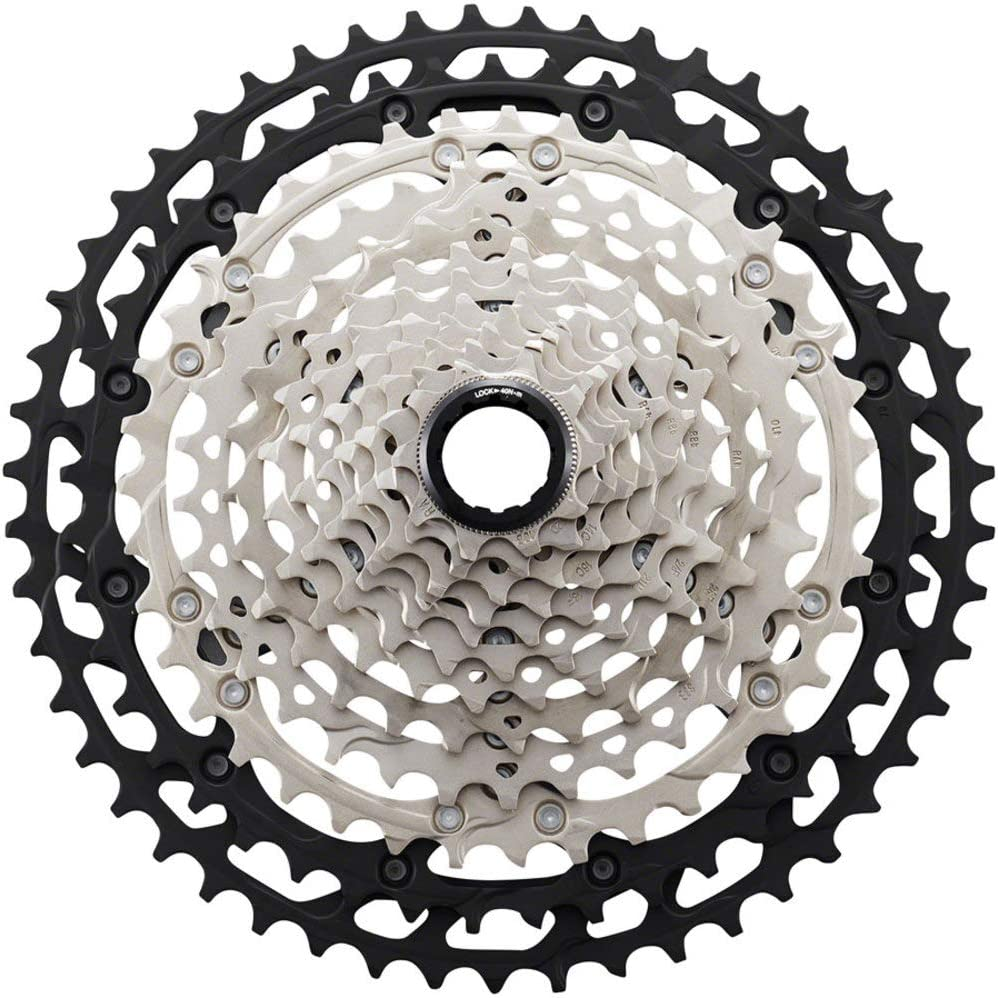12-Speed 126 Links Silver Shimano XT CN-M8100 Chain