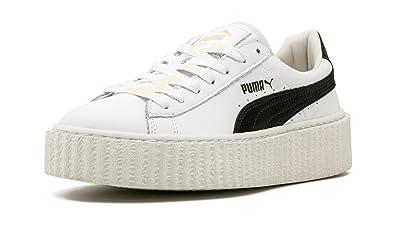Amazon it Rihanna Puma Creeper Leather Borse Scarpe E qFIqtO