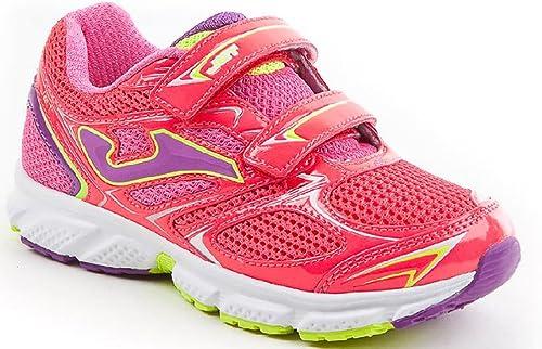 JOMA J.JETS-710 Zapatilla Running Velcro NIÑA Rosa 38: Amazon.es ...