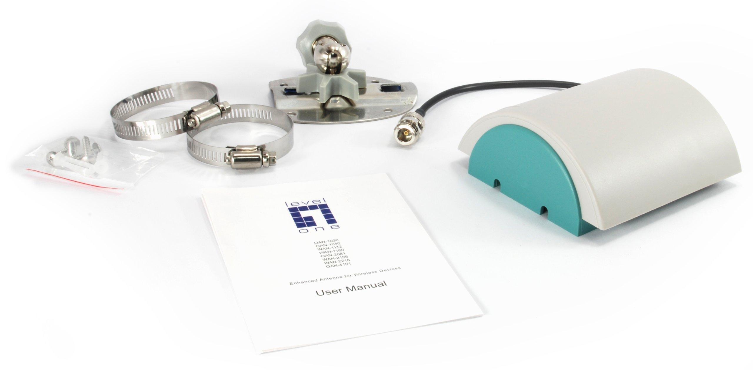 CP Technologies 8.5dBi Pico Cell Antenna 2.4GHz (WAN-2185)