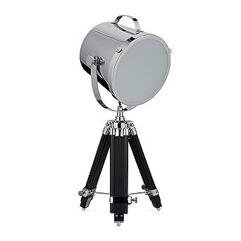 Projecteur De Relaxdays Table Studio Lampe Moviestar Photo Style 54A3LRj