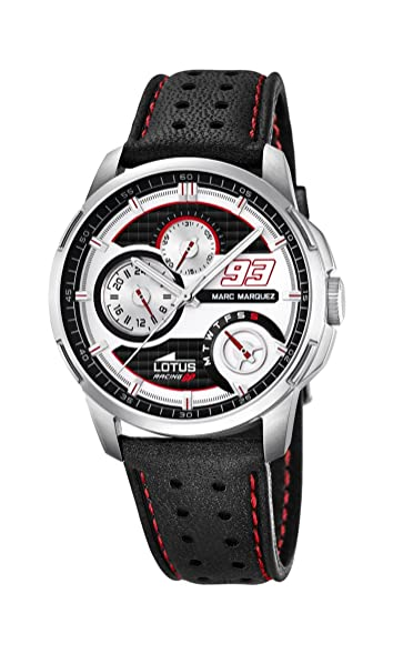 Lotus Marc Marquez 18241/1 Mens Wristwatch Design Highlight