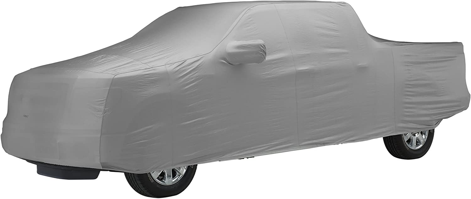Covercraft FS15630F5 Black Custom Fit Car Covers Fleeced Satin FS15631F5
