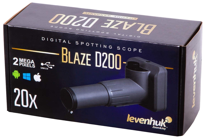 Catalejo Digital Levenhuk Blaze D500
