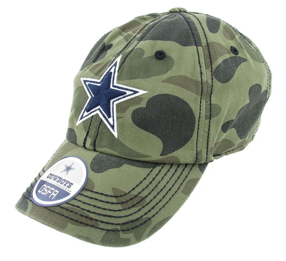 8f02529904b Men s Dallas Cowboys Camolocity Cap Camouflage Size One Size  Amazon.co.uk   Clothing