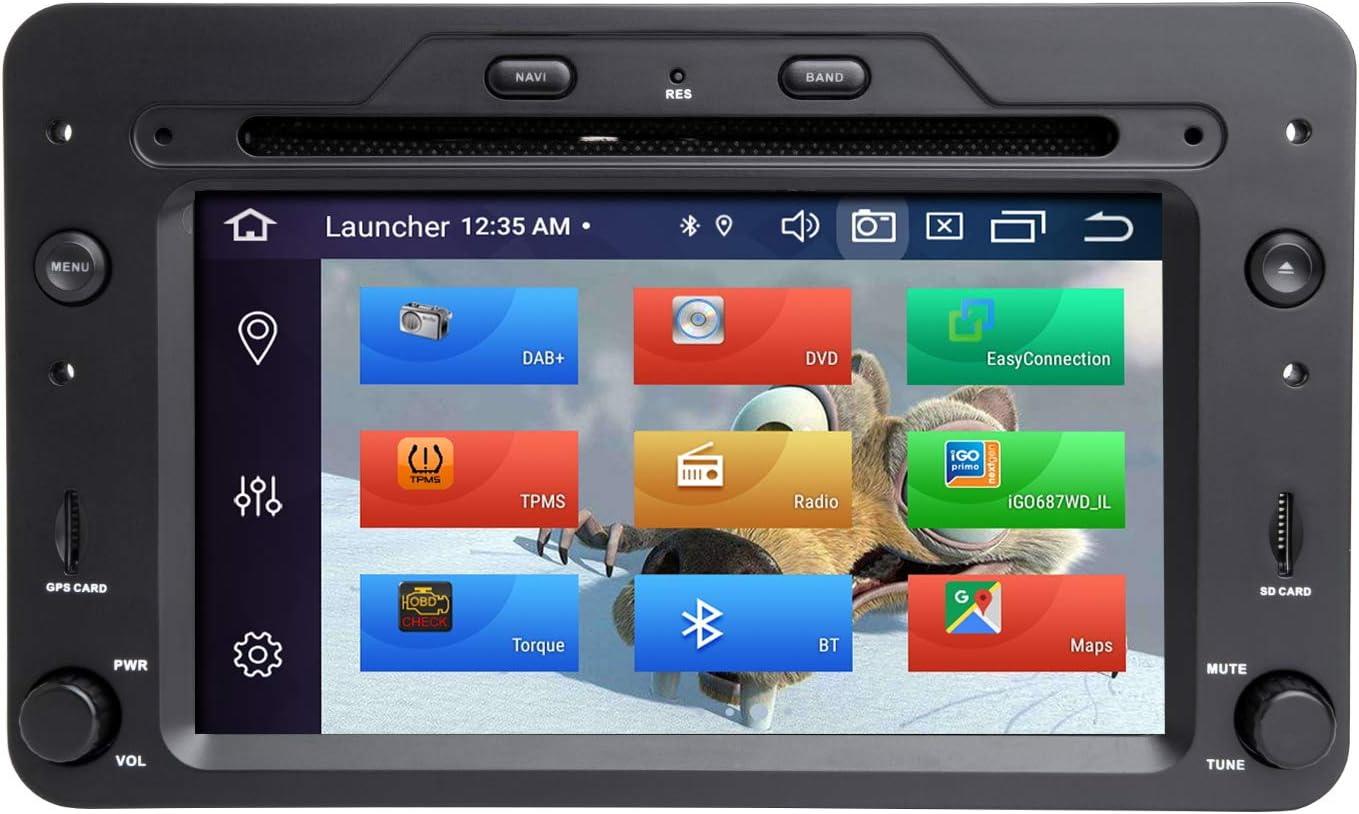 Zltoopai Auto Multimedia Player Für Alfa Romeo 159 Brera Spider Sportwagon Android 10 Octa Core 4g