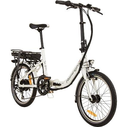 8a04481d5a0bbe REMINGTON City Folder 20 Zoll Faltrad E-Bike Klapprad Pedelec StVZO  Elektrofaltrad