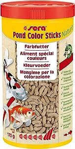 Sera 7156 Pond Color Sticks 6 oz 1.000 ml Pet Food, One Size