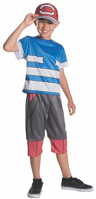 Amazon.com: Rubie s Pokemon disfraz infantil de fresno ...