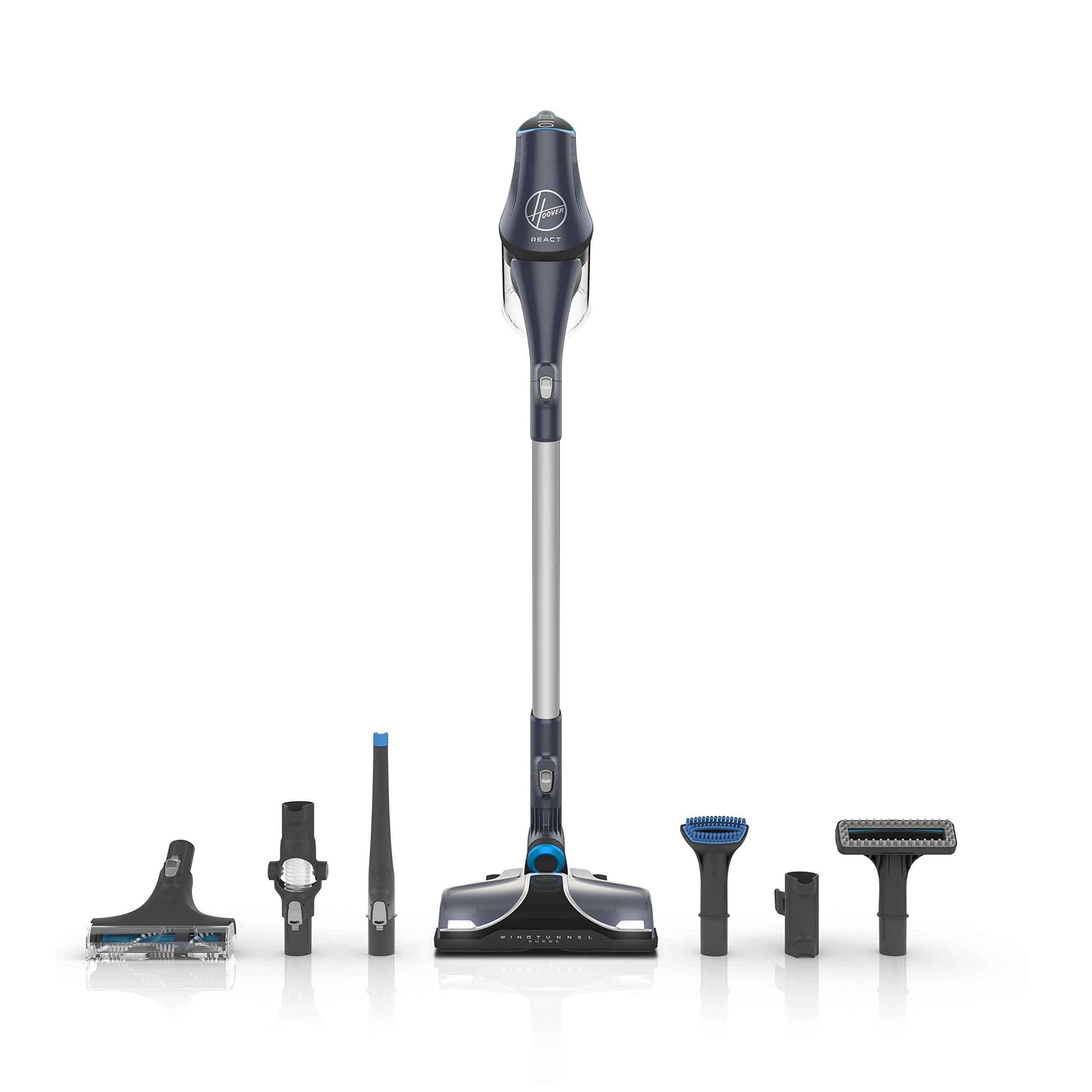 Hoover REACT Whole Home Cordless Pet Stick Vacuum Cleaner, BH53220