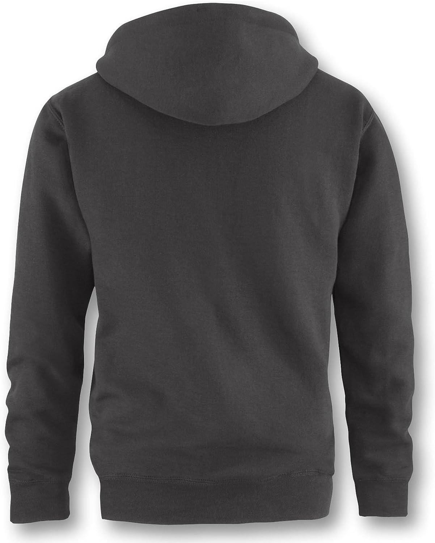 Hoodie EZYshirt/® Karneval /& Fasching M/änner Kapuzenpullover Gruppen-Kost/üm m Aufdruck Pullover Herren