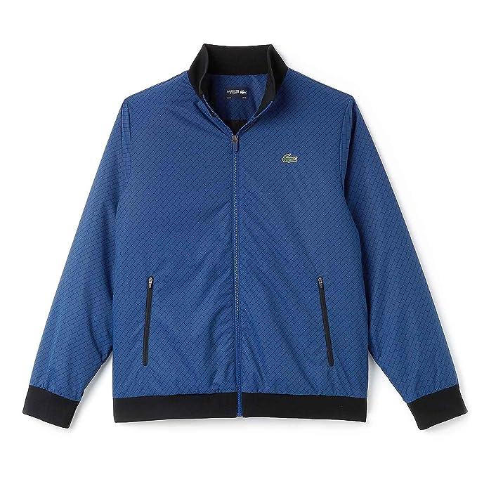 Lacoste Sport Golf, Chaqueta para Hombre 50 Azul: Amazon.es: Ropa y accesorios