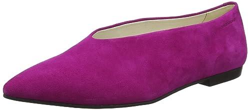 Katlin, Bailarinas con Punta Cerrada para Mujer, Morado (Bright Purple 46), 41 EU Vagabond