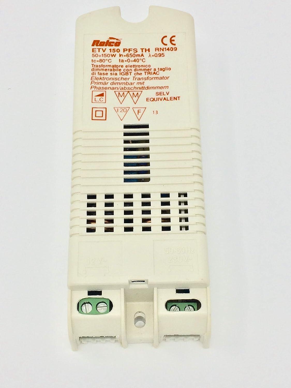 Transformateur /électronique RELCO ETV 150 PFS 50-150 W 12 V RN1409