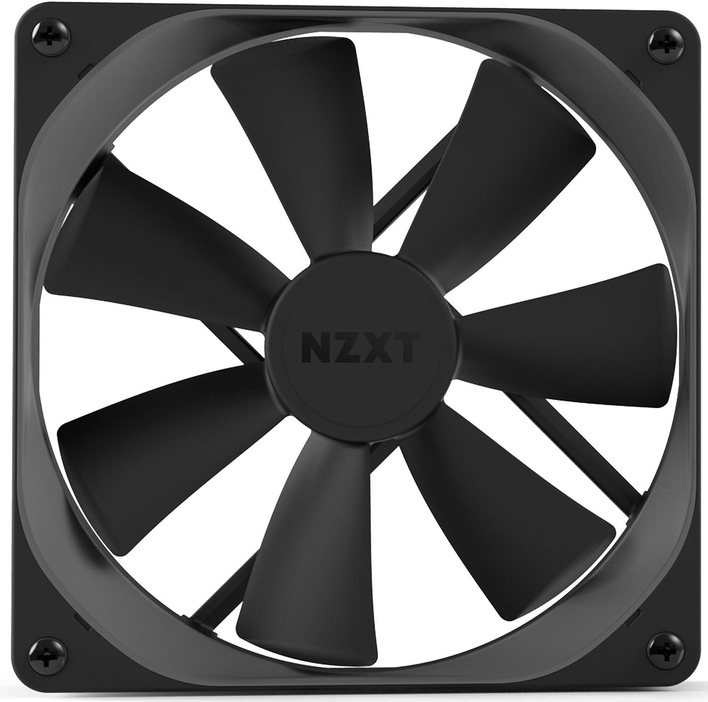 Nzxt Rl Krx42 01 Pc Kühlung Lüfter 140 Mm Schwarz Computer Zubehör
