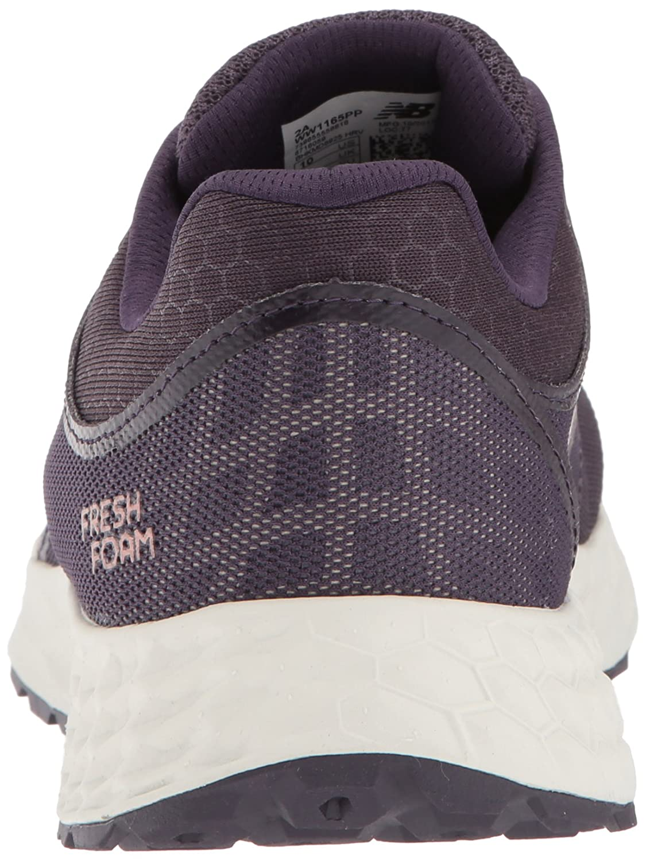 New Balance Women's 1165v1 Fresh Foam Walking Shoe B06XX8XX77 8.5 2A US|Purple